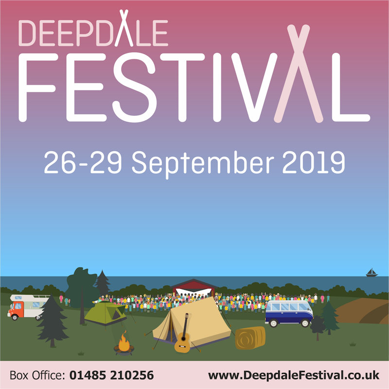 Deepdale Festival - Late September - Live music, spoken word, dance and more across stages at Deepdale Backpackers & Camping and Dalegate Market in Burnham Deepdale.
