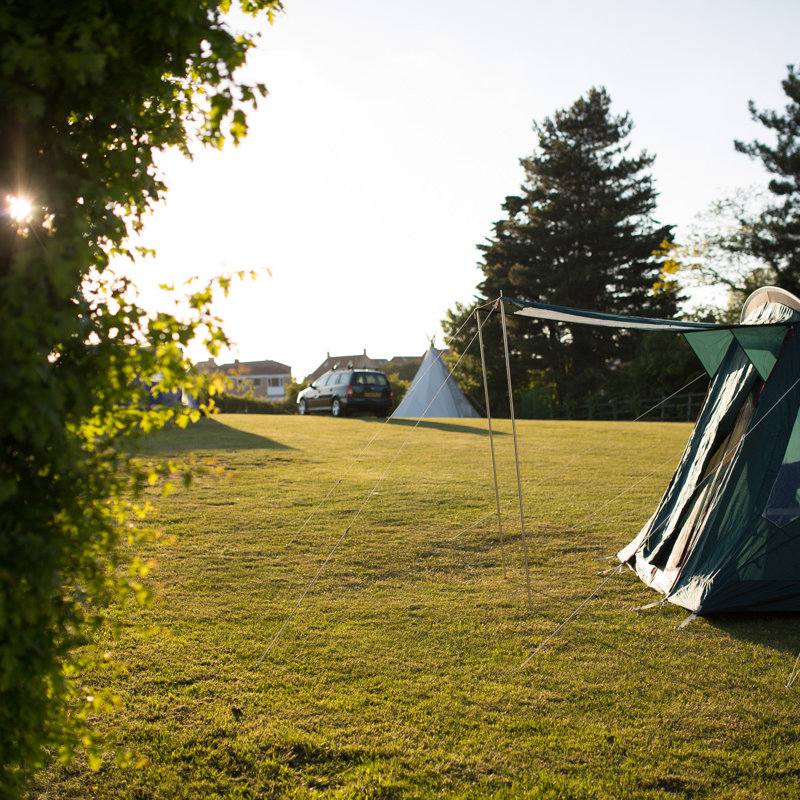 Deepdale Camping - A quiet, family friendly, campsite for tents, campervans & motorhomes, with five well kept paddocks in the heart of Burnham Deepdale.  Offering the perfect base to discover the Norfolk Norfolk Coast, an 'Area of Outstanding Natural Beauty'.