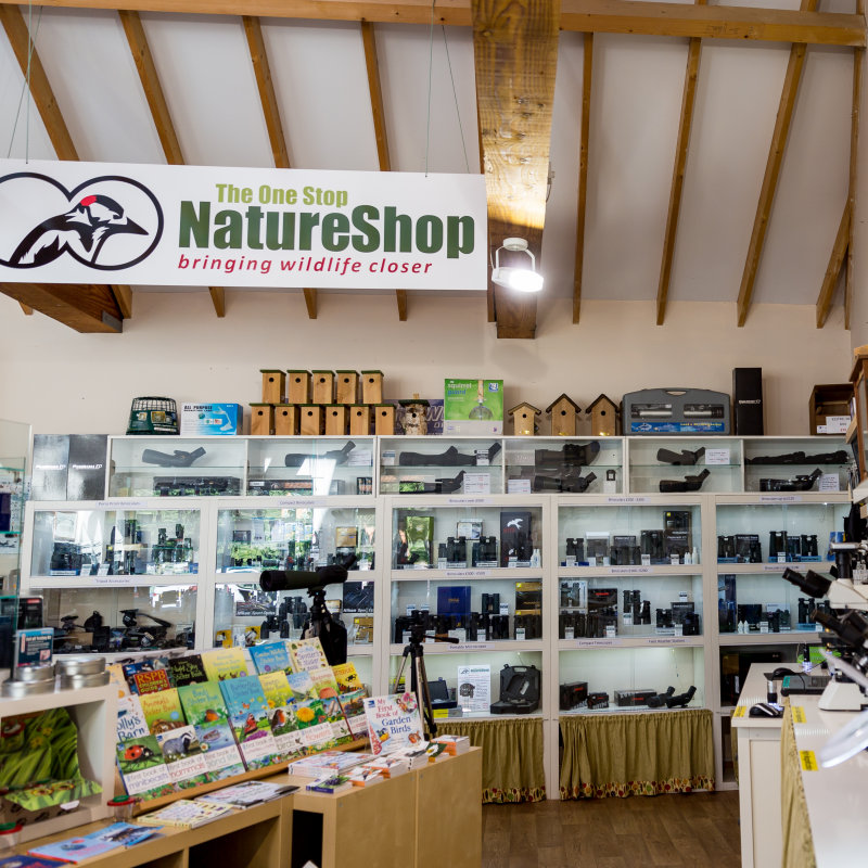 One Stop Nature Shop - The wildlife observation experts specialising in binoculars, telescopes, microscopes, wildlife camera systems, bird food, feeders and much more.