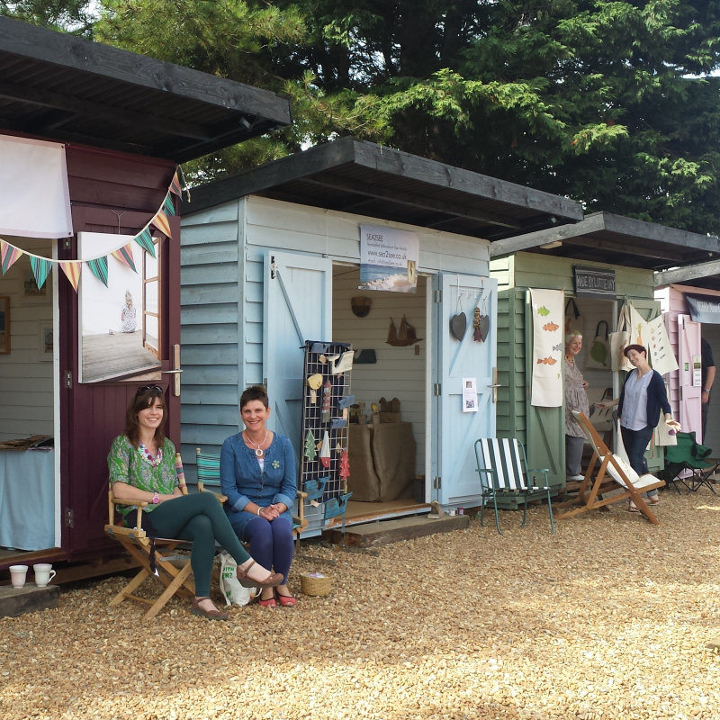 Pop Up Shops - North Norfolk Coast likes to mix beautiful coast & countryside with great retail therapy. Dalegate Market now offers pop up shop space for independent retailers, so customers can find something different to the usual High Street offering.