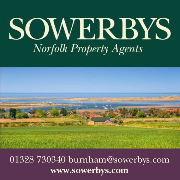 Sowerbys Property and Letting, Burnham Market, Norfolk - Estate Agents - One of the leading independent Estate Agents in Norfolk with an excellent reputation for a truly fresh and honest approach to selling and letting property. Using all  the technology needed, yet with staff who realise how important a personal service is. | Brancaster Staithe & Burnham Deepdale, North Norfolk Coast